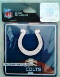 Indianapolis Colts 3D Magnet